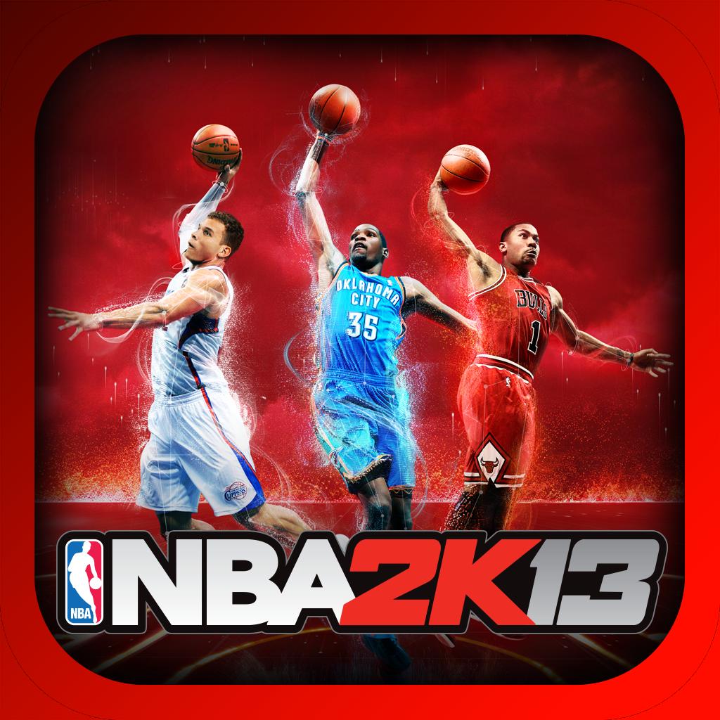 NBA 2K13 (AppStore Link)