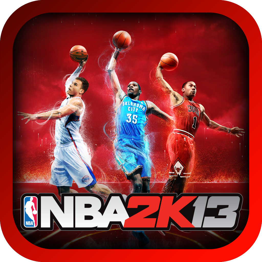 NBA 2K13 iOS